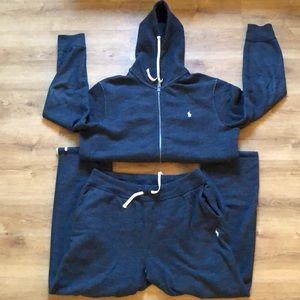 Polo sweatsuit size L